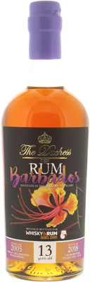 Foursquare - The Duchess 13 Years Barbados Whisky & Rum aan zee Cask 44 59% 2005