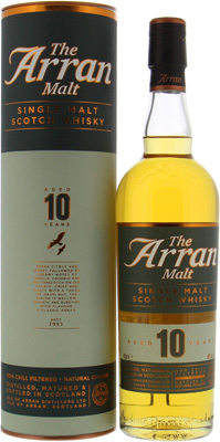 10 Years Old 2017 46%Arran -