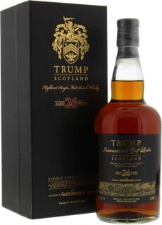 26 Years Old Trump International Golf Link Single Cask 53.3%