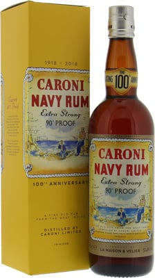 Caroni - 18 Years Old Replica 51.4% 2000