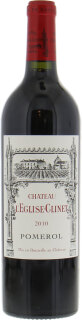 Chateau Eglise Clinet - Chateau Eglise Clinet 2010