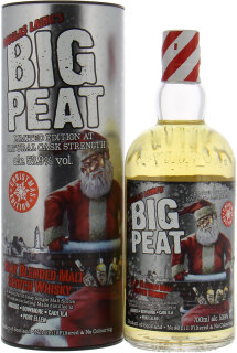 Big Peat Christmas Edition 2018 53.9%