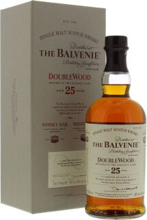 25 Years Old DoubleWood 43%
