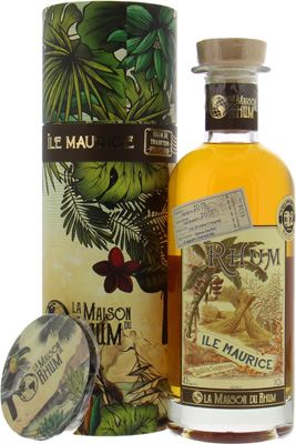La maison Du Rhum - 5 Years Old Mauritius Batch 2 43% 2013