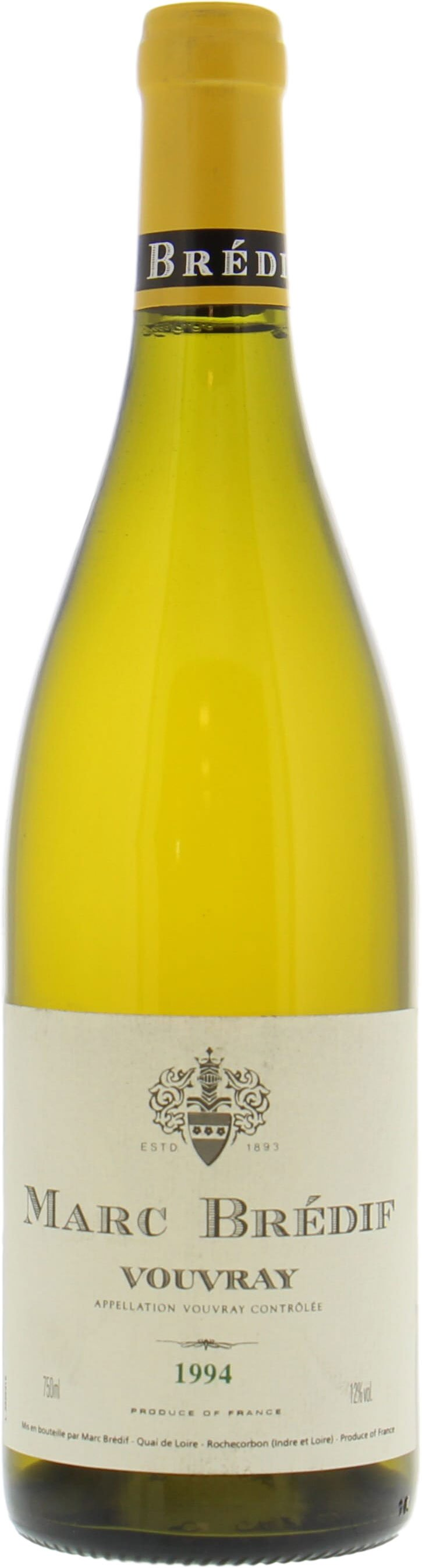 Marc Bredif - Vouvray Grandes Annee 1994