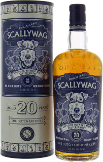 Scallywag 20 Years Old The Dutch Editions 48%