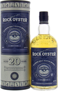 Rock Oyster 20 Years Old The Dutch Editions 48%