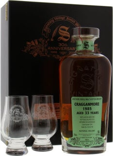 33 Years Old Signatory 30th Anniversary Cask 1241 53.4%