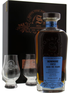 45 Years Old Signatory 30th Anniversary Cask 3882 46.7%45 Years Old Signatory 30th Anniversary Cask 3882 46.7%