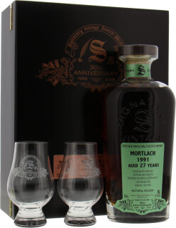 27 Years Old Signatory 30th Anniversary Cask 4239 51.7%