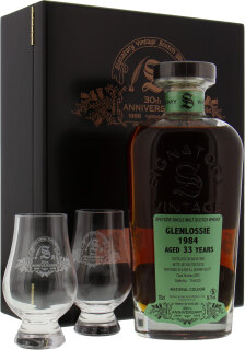 33 Years Old Signatory 30th Anniversary Cask 2533 56.7%