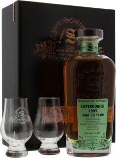 23 Years Old Signatory 30th Anniversary Cask 95050 58.4%