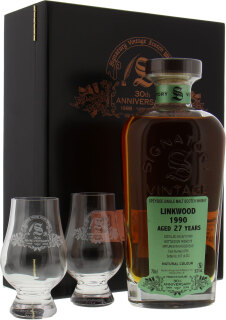 27 Years Old Signatory 30th Anniversary Cask 9735 50.3%