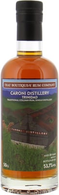 20 Years Old That Boutique-y Rum Company Batch 1 53.7%Caroni -