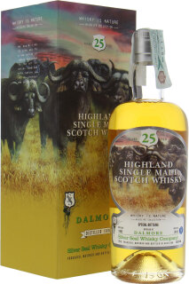 25 Years Old Silver Seal Whisky Is Nature Cask 66 55.5%25 Years Old Silver Seal Whisky Is Nature Cask 66 55.5%