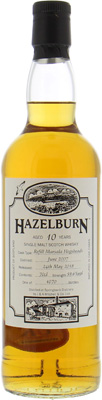 Hazelburn - 10 Years Old Open Day 2018 59.6% 2007