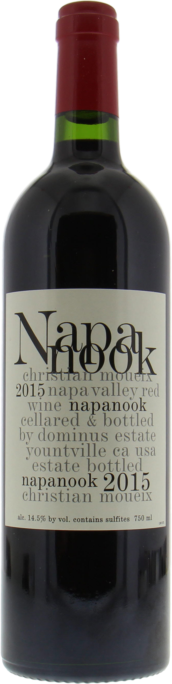 Christian Moueix - Dominus Napanook 2015