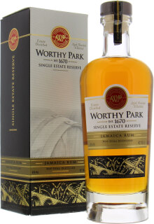 Worthy Park - Single Estate Reserve 45%