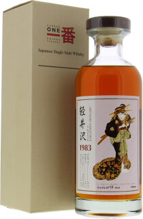1983 Geisha Label 29 Years Old Cask 2233 59.4%