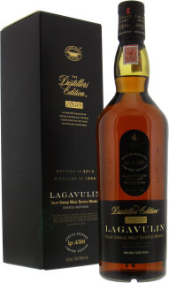 1996 Distillers Edition lgv.4/500 43%