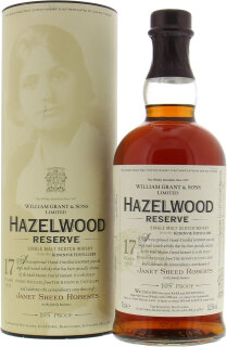 Hazelwood Reserve 17 Years Old 52.5%
