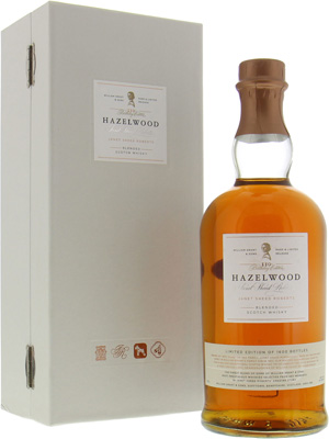 Kininvie - Hazelwood 110 Birthday Edition Janet Sheed Roberts 55% NV
