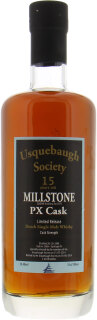 15 Years Old PX Cask 1669 Usquebaugh Society 50.4%