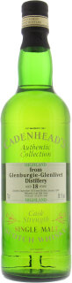 18 Years Old Cadenhead Authentic Collection 59.1%
