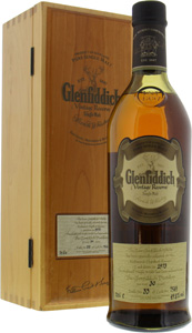 Glenfiddich - 30 Years Old Vintage Reserve Cask 7565 49.8% 1973