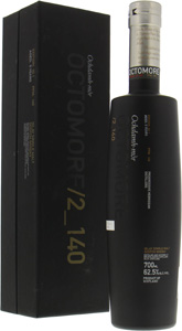 Bruichladdich  - Octomore Edition 02.1 / 2_140 62.5% NV
