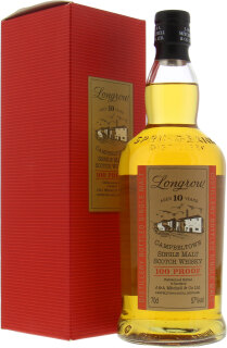 100 Proof 10 Years Old Bottled for Usquebaugh Society 57%