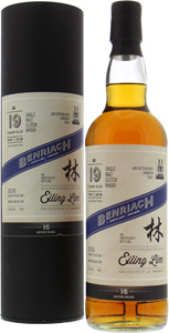 BenRiach - 19 Years Old Eiling Lim 16th Release Joint Bottling Shinanoya 55% 1999