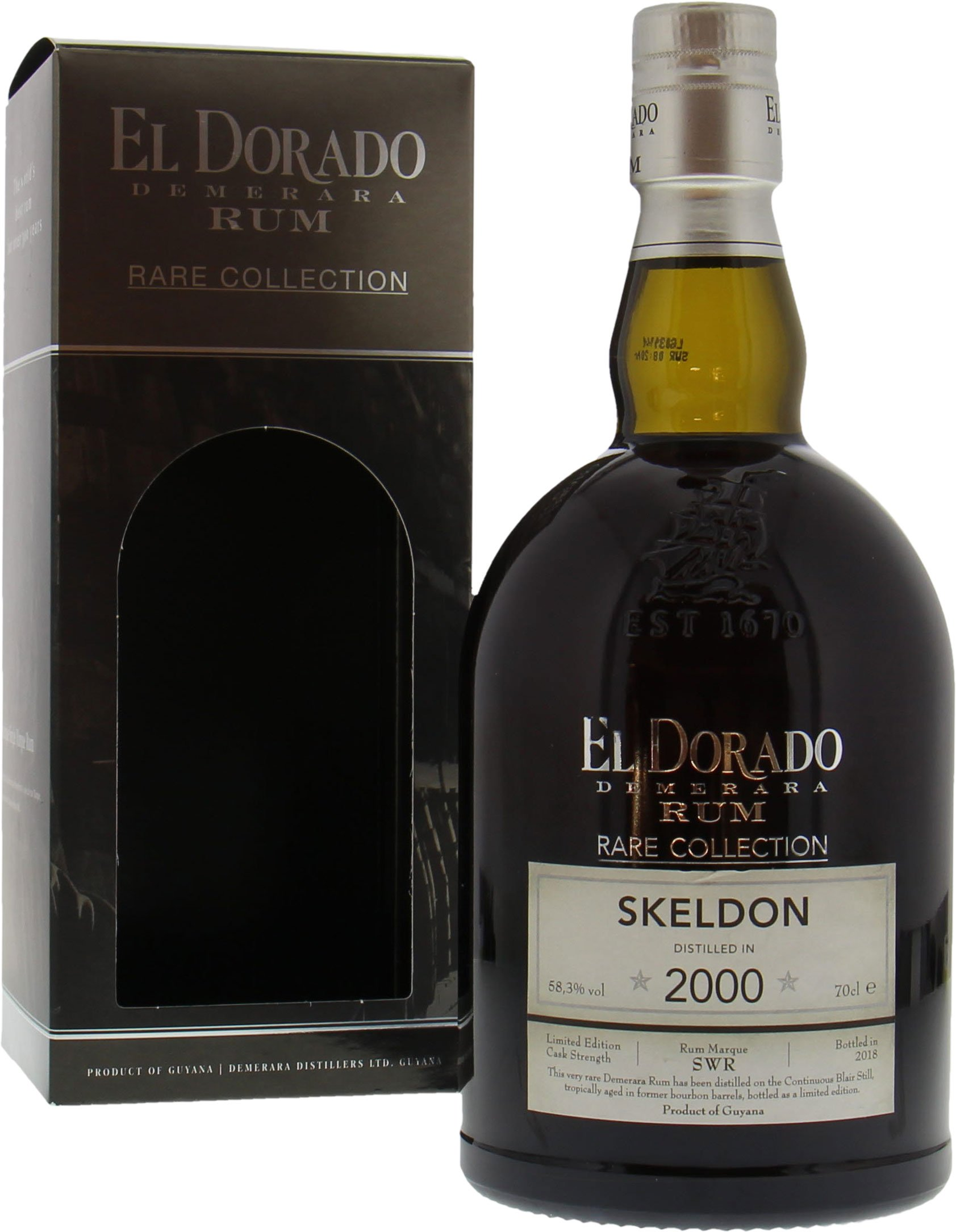 El Dorado - Skeldon 2000 Rare Collection 58.3% 2000