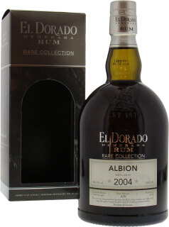 Albion 2004 Rare Collection 60.1%