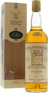 21 Years Old Connoisseurs Choice 40%