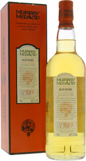 11 Years Old Murray McDavid Cask MM 8726 46%