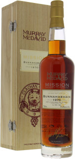 31 Years Old Murray McDavid Mission Cask Strength 51.9%