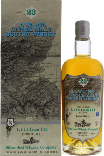 23 Years Old Silver Seal Cask 33 54.8%