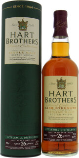26 Years Old Hart Brothers Cask Strength 52%