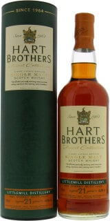 21 Years Old Hart Brothers Finest Collection 46%