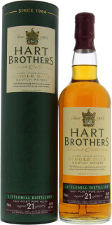 21 Years Old Hart Brothers Port Pipe 46%