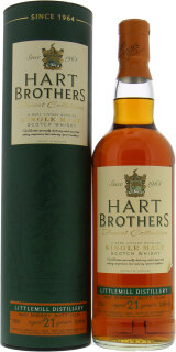 21 Years Old Hart Brothers Finest Collection Cask 601 53%
