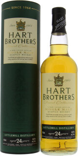 24 Years Old Hart Brothers Finest Collection 46%
