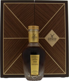 1948 Gordon & MacPhail Private Collection Cask 2154 48.6%
