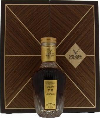 Glen Grant - 1948 Gordon & MacPhail Private Collection Cask 2154 48.6% 1948