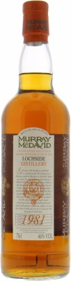 20 Years Old Murray McDavid Cask MM 2106 46%