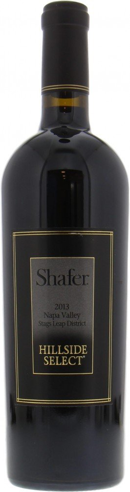 Shafer - Hillside Select 2013