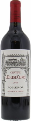 Chateau Eglise Clinet - Chateau Eglise Clinet 2016