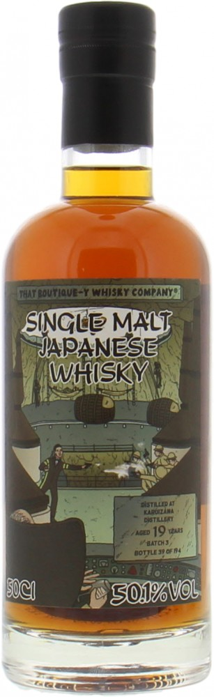Karuizawa - That Boutique-y Whisky Company Batch 3 50.1% NV