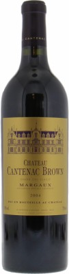 Chateau Cantenac Brown - Chateau Cantenac Brown 2004
